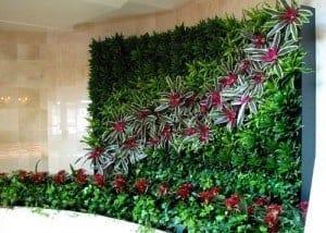 interior plant living wall burlington massachusetts
