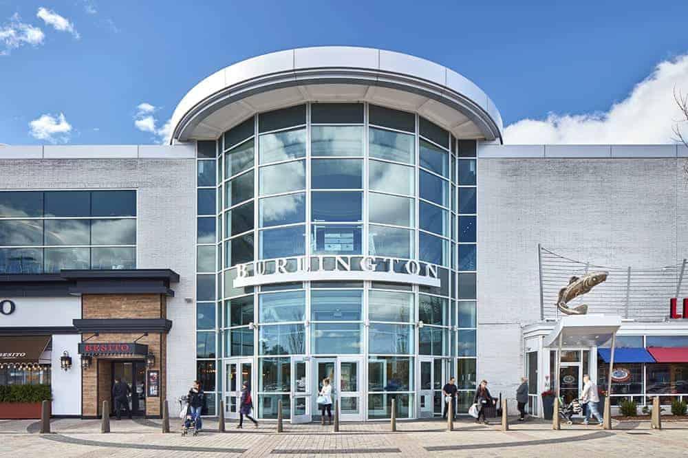 Burlington Mall - Natick Mall