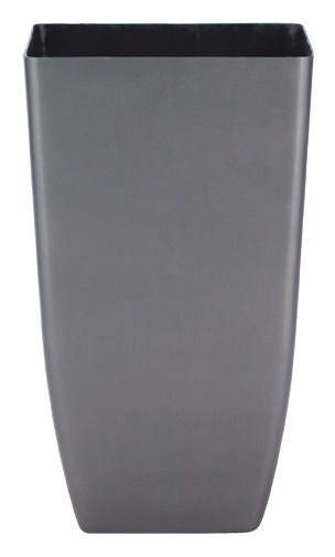 grey planter
