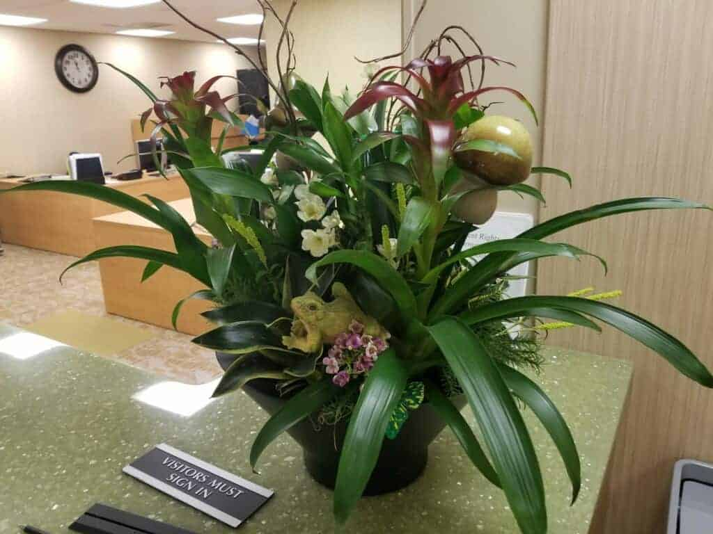 Floral design - Flower bowl billerica ma