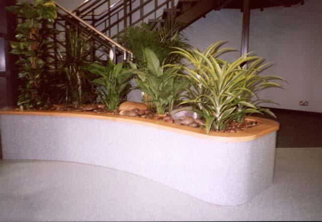 interior planter