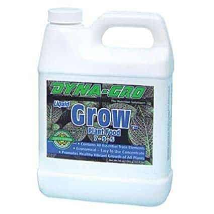 Nutrient - Dyna-Gro Grow
